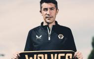 CHÍNH THỨC! Wolves công bố tân HLV