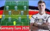2 sơ đồ giúp Đức chinh phục EURO 2020