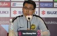 """HLV Malaysia: """"Đó là lợi thế lớn của chúng tôi so với ĐT Việt Nam'"""