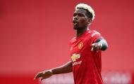Pogba phủ nhận đang đàm phán gia hạn với Man Utd