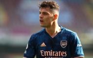 Sắp chia tay Arsenal, Xhaka nói câu cay đắng?