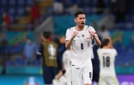 10 con số ấn tượng trận Thổ Nhĩ Kỳ 0-3 Italia: Tâm điểm Jorginho