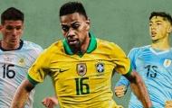 5 ông vua tuyến giữa đáng xem nhất ở Copa America
