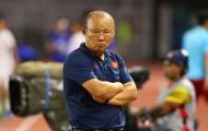 Thầy Park lý giải việc chọn Trọng Hoàng đá chính thay Văn Thanh