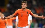 De Ligt: 'Mọi người quên rằng anh ấy từng chơi cho Manchester United'