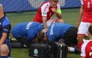 SỐC! Eriksen ngã quỵ giữa trận Đan Mạch - Phần Lan