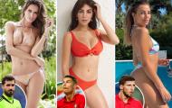 Top 11 WAGs hot nhất EURO 2020