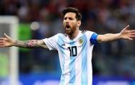 Messi: 'Giấc mơ lớn nhất của tôi...'