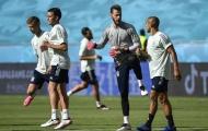 TRỰC TIẾP Tây Ban Nha - Thụy Điển: Thiago dự bị, Morata ra sân