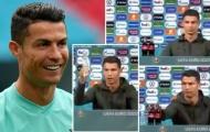 """Ronaldo khiến nhà tài trợ EURO 2020 """"méo mặt"""""""