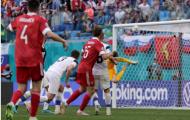 Siêu phẩm phút bù giờ giúp Nga giành chiến thắng trước Phần Lan
