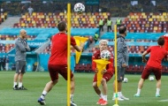 EURO 2020: Sau ĐT Anh, thêm 1 đội tuyển 'vừa tập, vừa chơi'