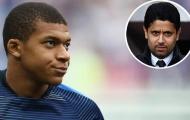 Mbappe phá vỡ im lặng, đáp trả chủ tịch PSG