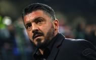 CHÍNH THỨC: Mâu thuẫn, Gattuso chia tay Fiorentina sau 23 ngày