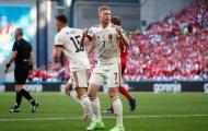 De Bruyne đưa tuyển Bỉ vào vòng 16 đội
