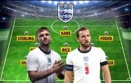 Đội hình ĐT Anh đấu Scotland: Lần đầu cho sao Man Utd?