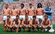 Đội hình vĩ đại nhất của Hà Lan trong lịch sử EURO