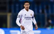 Real Madrid khiến Man Utd choáng với mức giá bán Varane