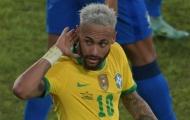 Brazil thắng đậm Peru