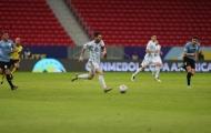 Messi kiến tạo, Argentina thắng nhẹ Uruguay