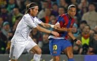 Ronaldinho khiêu khích, Sergio Ramos có lời đáp trả