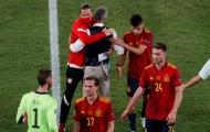 Song sát thảm họa, Tây Ban Nha đánh rơi chiến thắng