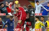 Top 10 trận đấu Premier League đáng xem nhất mùa giải năm sau