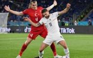 Top 10 trung vệ giá trị nhất EURO: Varane thứ 3