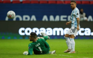 Messi kém duyên, Argentina vẫn thắng Paraguay