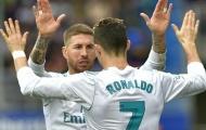 Cơ hội để Ramos và Ronaldo lại đứng chung chiến tuyến