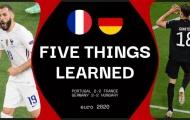 5 điều rút ra ở lượt trận cuối bảng tử thần EURO 2020