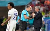 Fernando Santos: 'Đó không phải bất lợi của Bồ Đào Nha'