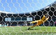 Ngạc nhiên trước khả năng đá penalty của ĐT TBN