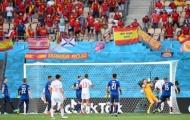 TRỰC TIẾP Slovakia 0-5 Tây Ban Nha (KT): La Roja vào vòng trong