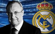 Perez tiết lộ về Zidane và sự phức tạp bên trong nội bộ Real
