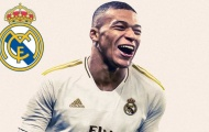 Real vạch sẵn lộ trình đưa Mbappe cập bến Madrid