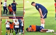 Thêm 2 ca chấn thương, ĐT Pháp lao đao trước trận gặp Thụy Sĩ