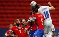 VAR gây tranh cãi, Chile thua sốc trước Paraguay