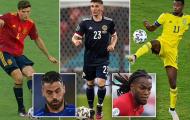 5 ngôi sao vụt sáng ở EURO 2020