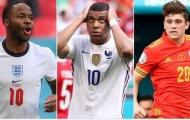 9 ngôi sao nhanh hơn Mbappe tại EURO 2020: Sao tuyển Ý đứng đầu, Tam sư có 1 đại diện