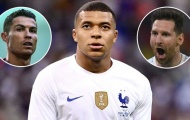 'Mbappe giống Ronaldo hơn Messi'