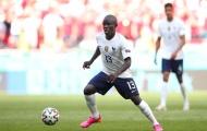 Top 10 tiền vệ phòng ngự giá trị nhất EURO: Bất ngờ Kante, số 1 dạt cánh