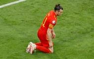 Bale bất lực, CĐV Wales tuyệt vọng trong ngày chia tay EURO 2020