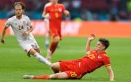 Daniel James thi đấu ra sao tại EURO 2020?