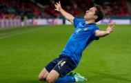 Hậu duệ Chiesa thay đổi cuộc chơi của Ý
