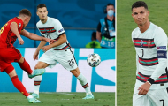 4 dấu ấn chiến thuật Bồ Đào Nha vs Bỉ: Sự biến hóa của Ronaldo