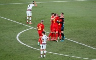 Bỉ thắng Bồ Đào Nha vì sở hữu một thiên hà