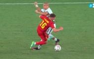 Pepe hóa đồ tể, khiến người hùng tuyển Bỉ nằm sân