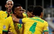 Vắng Neymar, Brazil bị Ecuador cầm chân