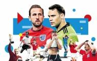 4 lý do bạn không nên bỏ lỡ trận đại chiến Anh vs Đức